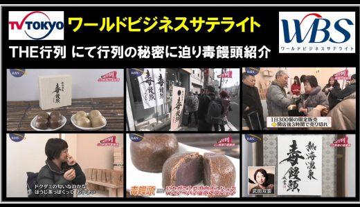 テレビ東京 ワールドビジネスサテライト